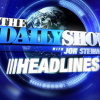 Thumbnail image for The Daily Show Headlines: Jon Stewart Lands on Android (cheer)
