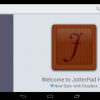 Thumbnail image for JotterPad HD: Lightweight Writing App