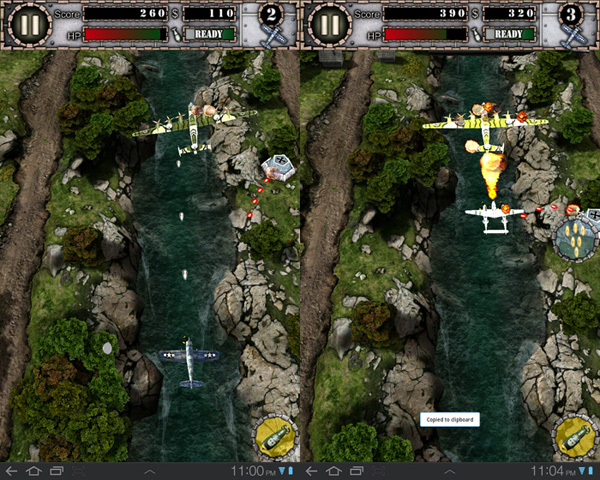 Air Attack HD: Top Down Air Combat Shooter Arcade Game
