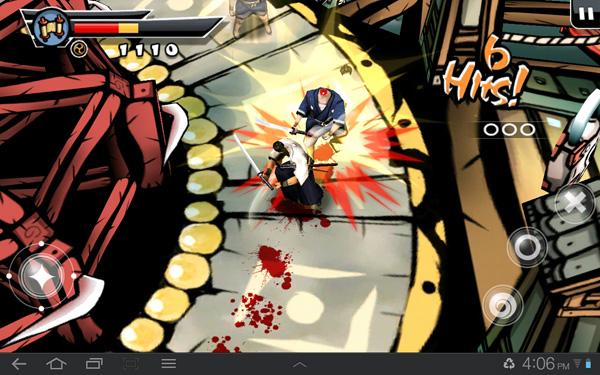 Samurai II: Vengeance THD Android App