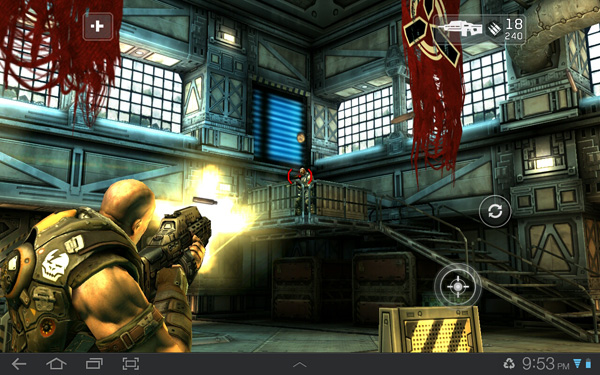 Shadowgun Android App