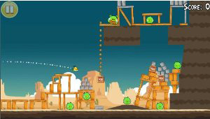 Angry Birds - Best Kindle Fire Apps