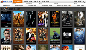 Fandango - Best Kindle Fire Apps