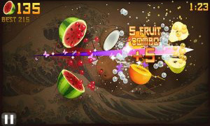 Fruit Ninja - Best Kindle Fire Apps