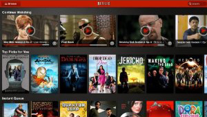 Netflix - Best Kindle Fire Apps