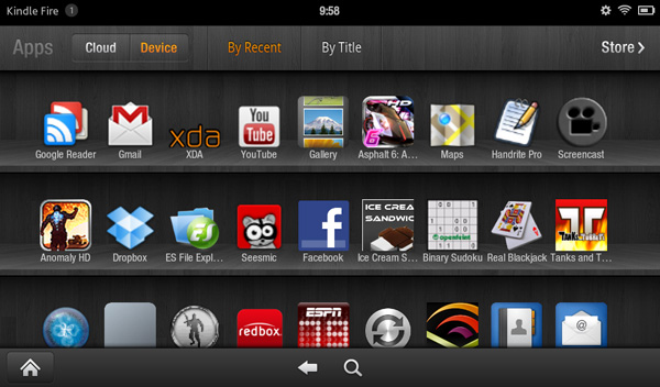 MoDaCo Gr5 (6 2 2): Kindle Fire Custom Rom Review (Update: 6/14