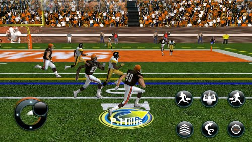 Madden NFL 12 on Kindle Fire