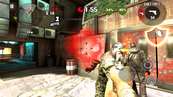 Dead Trigger - FPS Zombie Game