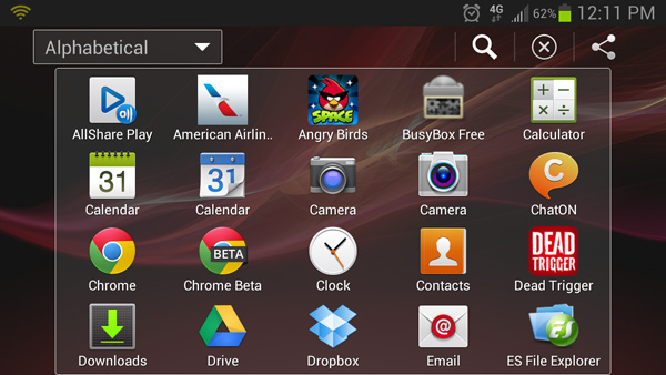 Sony Xperia Z Launcher: Ported for Any Android Device | Android