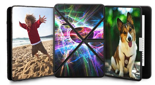 Thumbnail image for Custom Kindle Covers with Your Own Images or Pictures