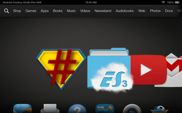 how to root kindle fire hdx 7