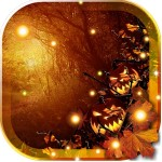 Halloween Fireflies HD