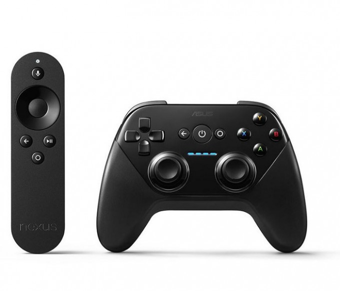 Nexus Player Controllers