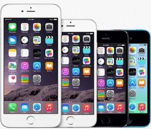 The full iPhone range