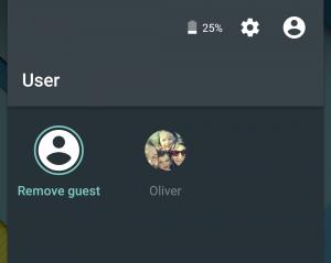 Remove Guest