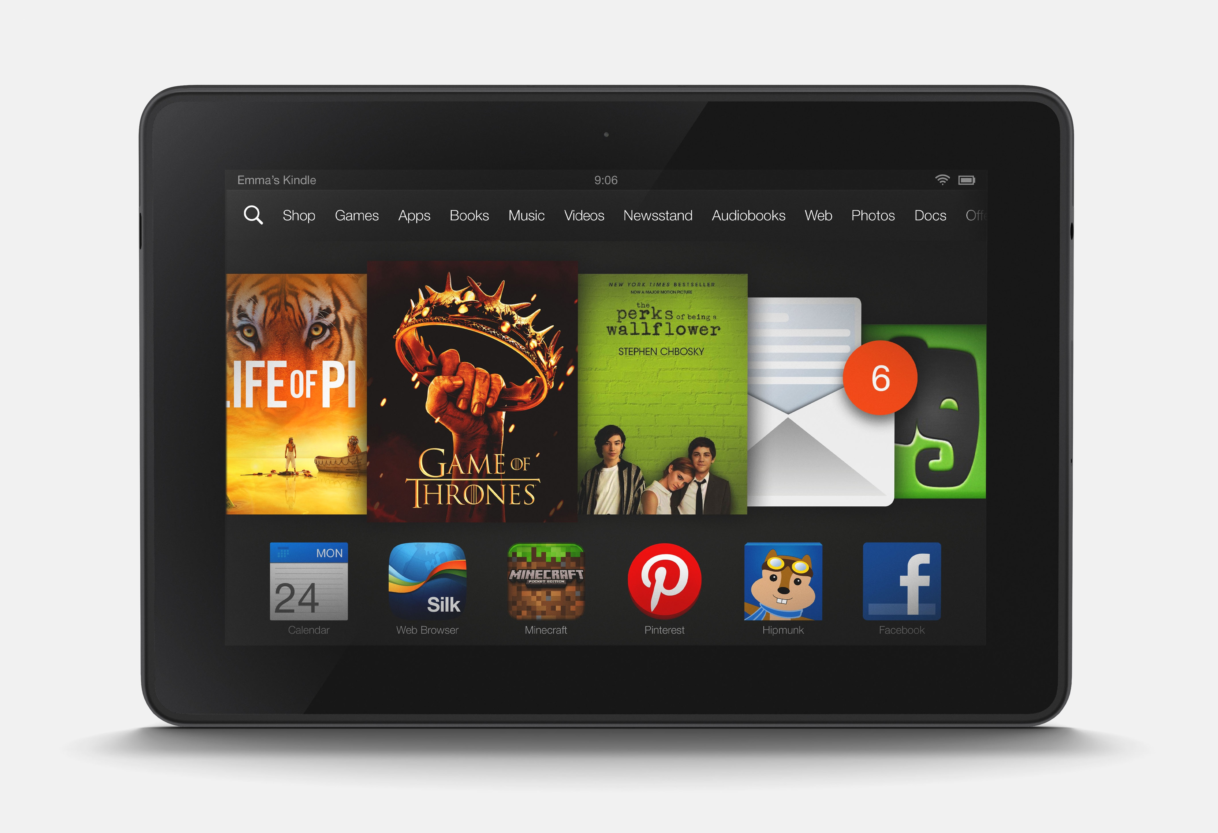 Kindle ebook could have hacked your Amazon account